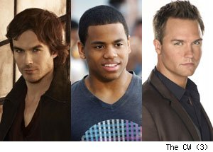The Vampire Diaries, 90210, Hart of Dixie