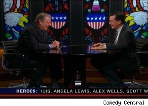 Al Gore, 'The Colbert Report'