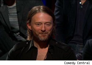 Radiohead, 'The Colbert Report'