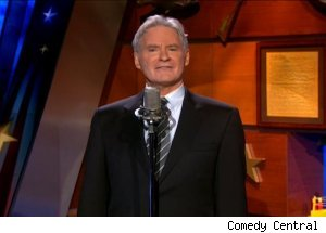Kevin Kline, 'The Colbert Report'