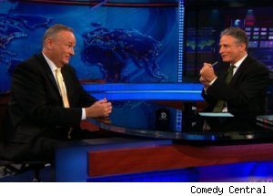 Bill O'Reilly, 'The Daily Show with Jon Stewart'
