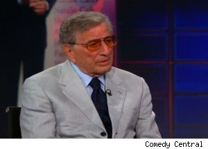 Tony Bennett, 'The Daily Show with Jon Stewart'