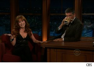 Kathy Griffin, 'The Late Late Show with Craig Ferguson'