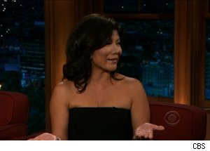 Julie Chen, 'The Late Late Show with Craig Ferguson'