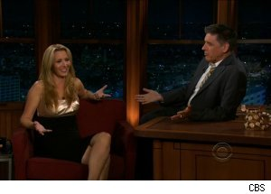 Lisa Kudrow, 'The Late Late Show with Craig Ferguson'