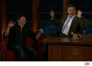 James Marsden, 'The Late Late Show with Craig Ferguson'