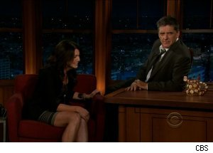 Lauren Graham, 'The Late Late Show with Craig Ferguson'