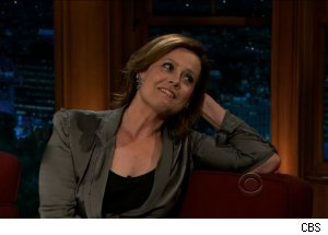 Sigourney Weaver, 'The Late Late Show with Craig Ferguson'