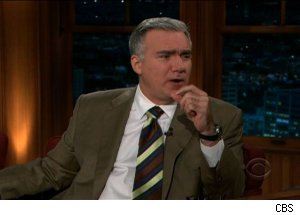 Keith Olbermann, 'The Late Late Show with Craig Ferguson'