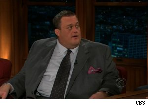 Billy Gardell, 'The Late Late Show with Craig Ferguson'