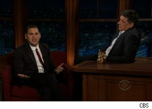Jonah Hill, 'The Late Late Show with Craig Ferguson'