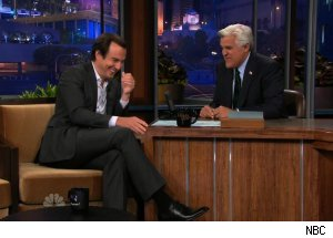 Will Arnett, 'The Tonight Show with Jay Leno'