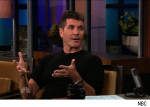 Simon Cowell, 'The Tonight Show with Jay Leno'