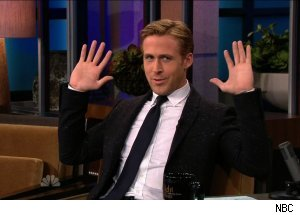 Ryan Gosling, 'The Tonight Show with Jay Leno'