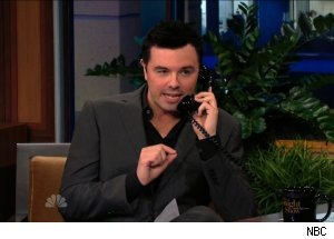 Seth MacFarlane, 'The Tonight Show with Jay Leno'