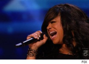 Stacy Francis, 'The X Factor'