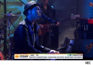 Gavin DeGraw on 'Today'