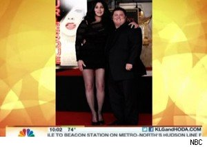 Cher and Chaz Bono on 'Today'
