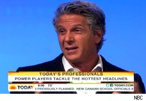 Donny Deutsch defends Bravo's decision to premiere 'The Real Housewives of Beverly Hills' on 'Today'