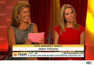 Hoda Kotb and Kathie Lee Gifford on the Emmys on 'Today'