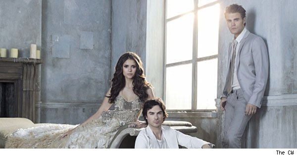 Ian Somerhalder Talks 'Vampire Diaries' Season 3: Drama, Nudity More