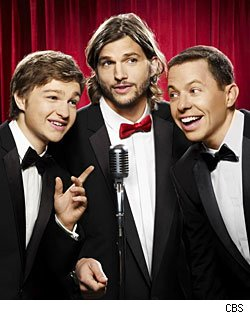 'Two and a Half Men' star Angus T. Jones, Ashton Kutcher &amp; Jon Cryer