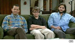 'Two and a Half Men' Top Ten