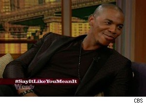 Mehcad Brooks on 'Wendy Williams'