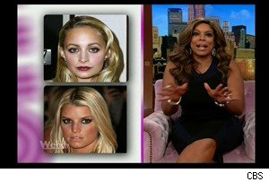 Wendy Williams talks about Nicole Richie and Jessica Simpson