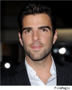 Zachary Quinto hit the headlines after coming out publicly as a gay man in ...