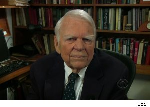 Andy Rooney, '60 Minutes'
