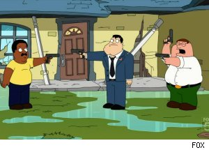 'American Dad' - 'Hurricane!'