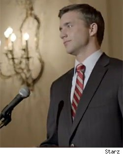 Jeff Hephner as Ben Zajac, 'Boss'