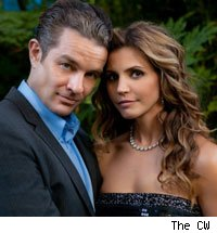 James Marsters and Charisma Carpenter