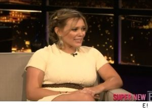 Hilary Duff, 'Chelsea Lately'