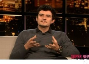 Orlando Bloom, 'Chelsea Lately'