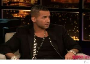 Mike 'The Situation' Sorrentino, 'Chelsea Lately'