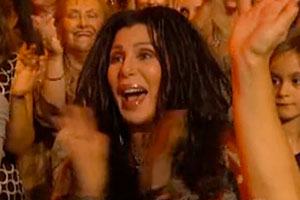 CHER!