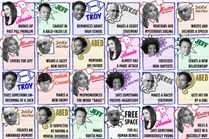 Since There's No New 'Community' Tonight, Enjoy This 'Community Bingo' Infographic