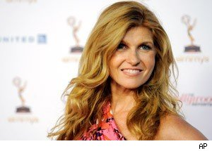 Connie Britton Adopts