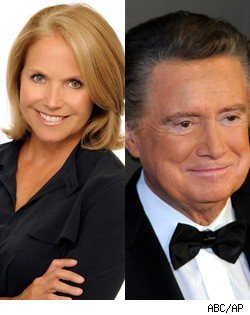 Katie Couric Regis Philbin Interview