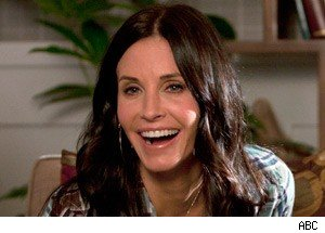 Courteney Cox Crossover