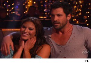 Maks and Hope Solo, 'DWTS'