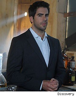 Eli Roth, host of 'How Evil Are You?'