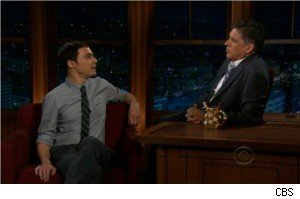 Jim Parsons, 'Late Late Show'