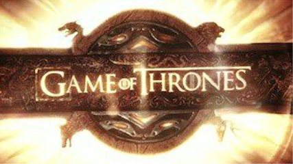 'Game of Thrones' logo