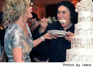 Gene Simmons Wedding