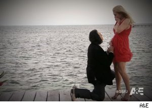'Gene Simmons Family Jewels' wedding proposal