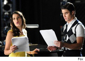 Glee First Time