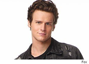 Jonathan Groff, 'Glee'